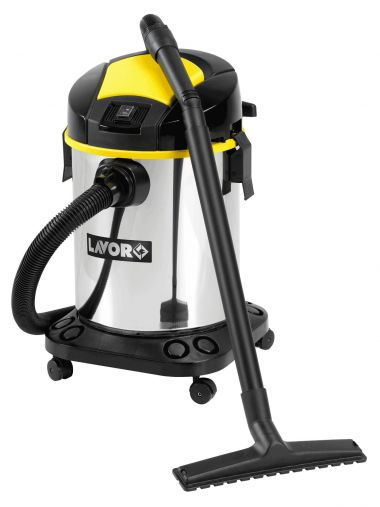 PROFESSIONAL WET AND DRY VACUUM CLEANER GNX 32 LAVOR - 1200 WATT- IND0026