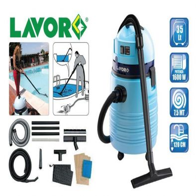 Lavor Swimmy Vacuum Cleaner For Swimming Pools 1400 W
