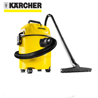 Karcher WD 1 Wet and Dry Vacuum Cleaner with 160 (Air watts) Suction Power