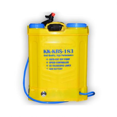 Kisankraft Knapsack Battery Sprayer KK KBS 183 18 LTR