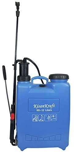 Kisankraft Manual Pressure Knapsack Sprayer KK-12L