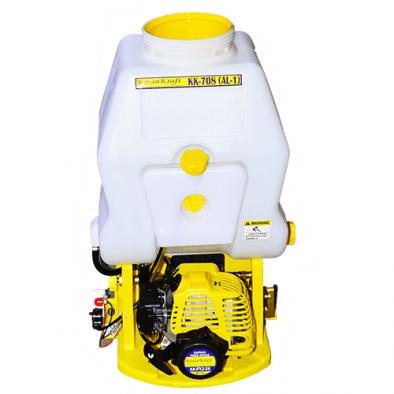 Kisankraft Knapsack Power Sprayer KK-708-AL1 (Aluminium Pump, 1 Gun) - LG0267