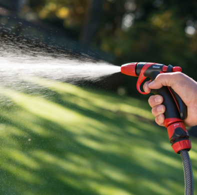 Adjustable Sprayer Spray Nozzle Garden Irrigation Garden Hose Fitting – LG0329