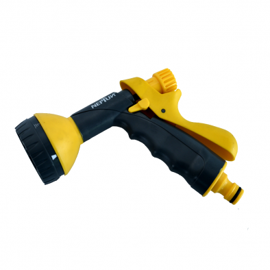 5 Way Function Car Washer Garden Watering Water Spray Gun, Water Nozzle Expandable Hose Water Gun