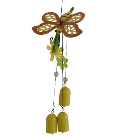 Wind Chime Butterfly Decoration - LG0374