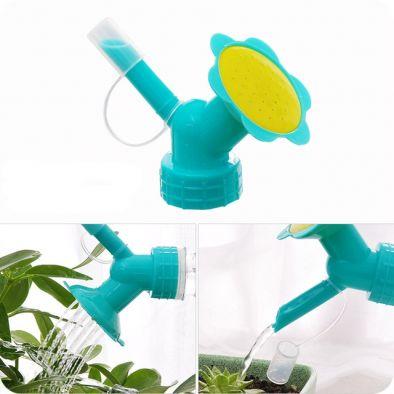 BKR® Double head Plastic Sprinkler Nozzle For bottles Pack of 4 pcs– LG0382