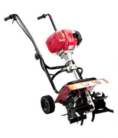 BKR CG 530 Mini Tiller 52cc Power