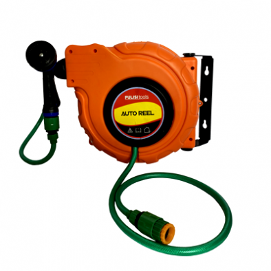 BKR® Automatic Hose Reel Auto Rewind 10M LG0647