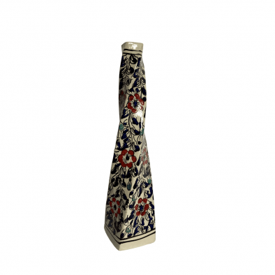 BKR® Ceramic Long Designed Flower Vase LG0703