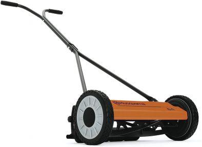 Husqvarna 54 16-Inch Hand Push Manual Lawn Mower - LG0820