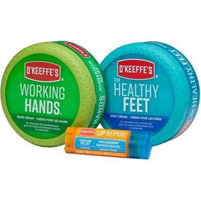 O'Keeffe's Hardworking Skin Care Gift Set HM0613