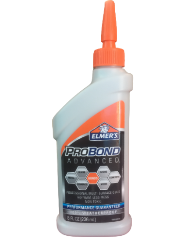 ELMER Advanced Pro Bond Multisurface Adhesive 236 ml