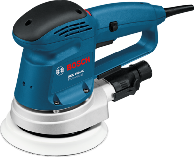 BOSCH SANDER MACHINE GEX 150 AC-WS0037