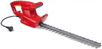 WOLF Garten Lycos E/420 H Electric Hedge Shears (Red Color)