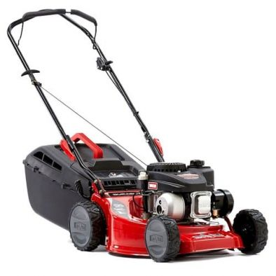 Rover Lawn Mower with 18 inches blade, 4 stroke petrol engine, 159 cc LG0712