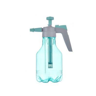 BKR 1.5L Transparent Spray Bottle Gardening Manual High-Pressure Sprayer with Automatic Water Spray Function
