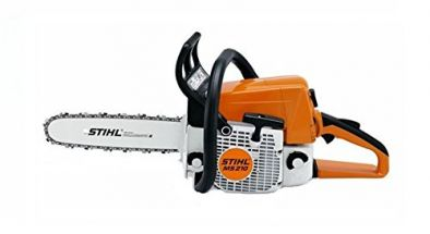 STIHL Cast Iron Chainsaw MS-210 (Orange)