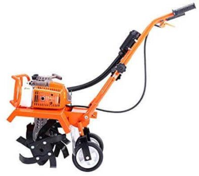 BKR® Heavy Duty Power Tiller with 2 Stroke 62 CC 3 HP Engine