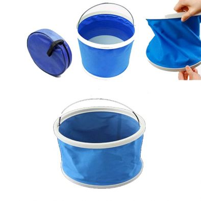 FOLDABLE ICE BUCKET