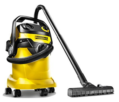 Karcher WD 5 Vacuum Cleaner with 240 (Air watts) Suction Power