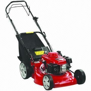 BKR® Rotary Lawn Mower With Honda Engine GXV160