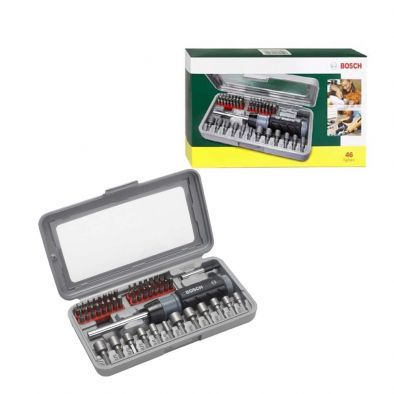 Bosch  Tool Drill  Kit- 46 PCS - WS0034