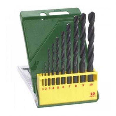Bosch 10 Pcs HSS-R Metal Drill Kit Accessory - WS0066
