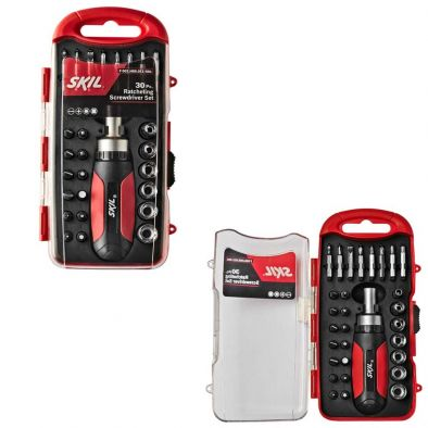 SKIL TOOL SET - 30 PCS-WS0121