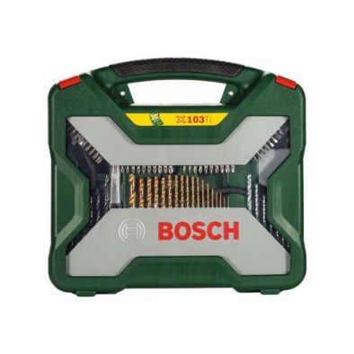 BOSCH 103 Pcs Drill Kit Set WS0150