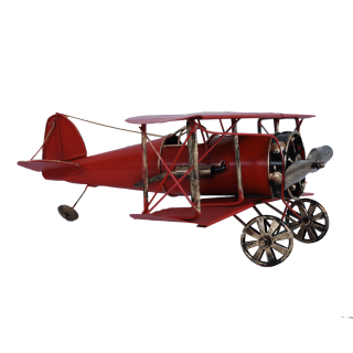 BKR® Antique Vintage 3 Colors Plane - HM0478