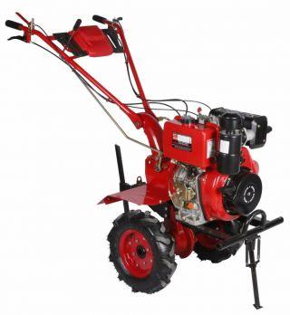BKR Power Tiller 10 hp