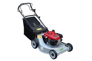 BKR® Tough Aluminium Deck Self Propelled Lawn Mower With Original Honda Engine GXV 160