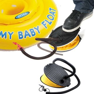 FOOT AIR PUMP - 9""