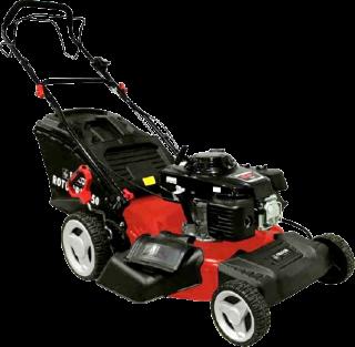 Falcon Lawn Mower Commander Roto Drive 50 With Honda GXV 160 Engine