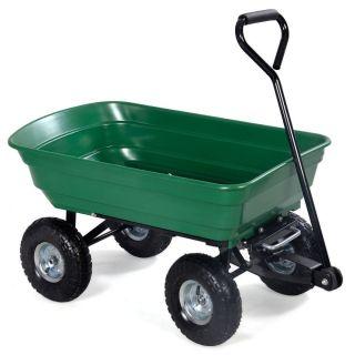 BKR Heavy Duty Garden Trolley