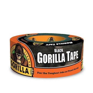 Gorilla Strong Duct Tape Black