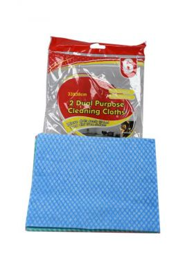 Dual Cleaning Microfiber Cloth HM0178