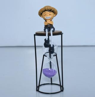 Home decor Boy On Sand Timer Showpiece – HM0421