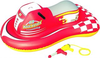 H2OGO! Bestway's Wave Attack Great Inflatable Scooter – HM0458