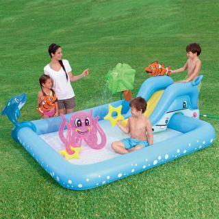 Bestway Fantastic Aquarium Children Play Pool