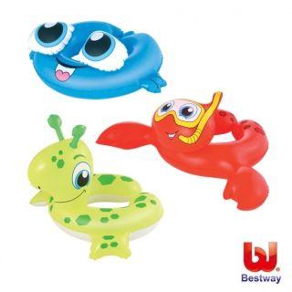 Bestway Sea Creature Swim Rings – HM0464