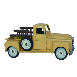 BKR® Vintage Truck with wine Holder - HM0475