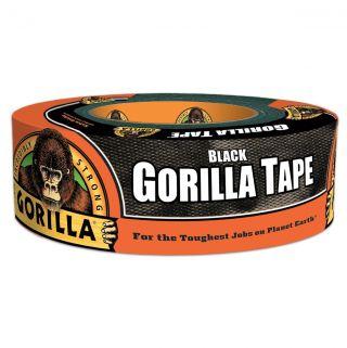 Gorilla Black Duct Tape 1.88 inch x 35 yds  HM0485