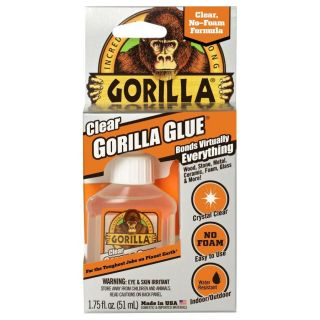 Gorilla Transparent Glue