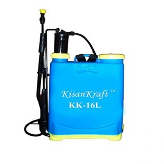 Kisankraft Hand Operated Manual Knapsack Sprayer KK-16L 16 Liter - LG0009
