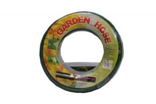 GARDEN PIPES - HEAVY BRAIDED 1/2 INCH 30 MTR