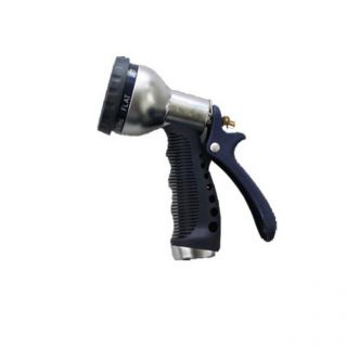 WATER SPRAY GUN- METAL 7 FUNCTION