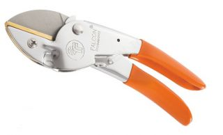 Falcon 225mm Professional Pruning Secateurs with PVC Grip Steel Handle- LG0185