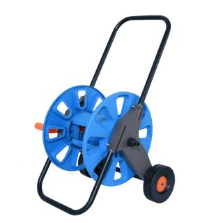 BKR® Plastic Water Hose Reel 50 Mtr With Wheel - LG0312