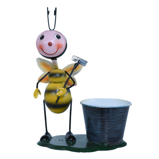 Beetle pen / Flowerpot stand Decoration